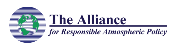 ARAP - for Responsible Atmoshperic Policy Logo